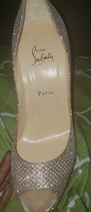 Authentic Louboutin heels